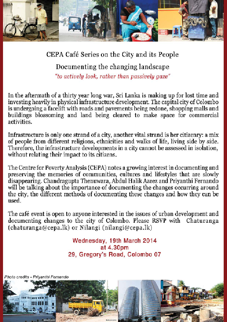 cepa annual report 2014 guest talks
